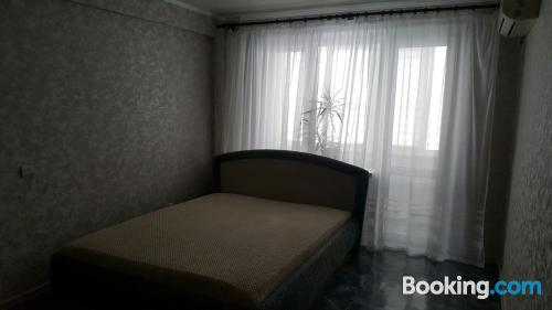 35m2 apartment in Astrakhan for couples