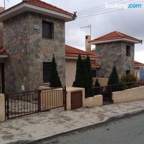 Place in Agros. Convenient!