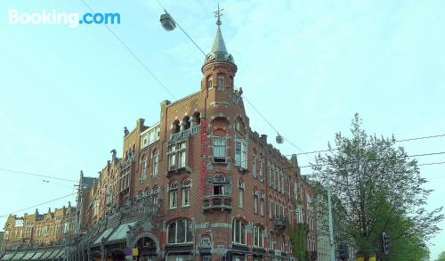 Downtown apartment. Amsterdam is yours!