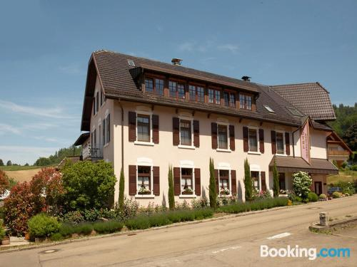 Apartment for 2 people in Buehl. Little!