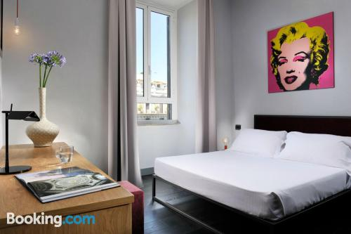 Cot available place in downtown of Rome