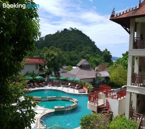Central location and terrace in Ao Nang Beach. 40m2!