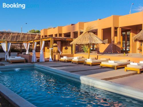 Apartamento práctico parejas con terraza