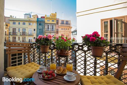 Apartamento práctico en buena ubicación con calefacción y wifi