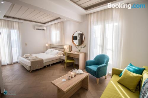 Apartamento en Naxos Chora con calefacción