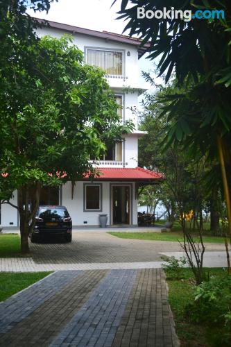 Place in Balapitiya with terrace and internet