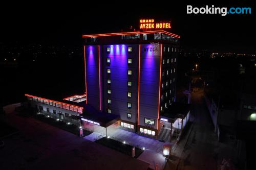 Home for 2 in Ordu. Internet!.