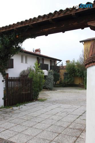 ¡Aire acondicionado! En Cividale del Friuli
