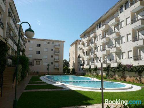 One bedroom apartment in superb location