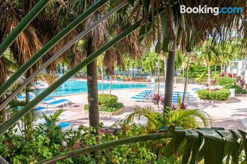 Apartment for 2 in Sunny Isles Beach with terrace