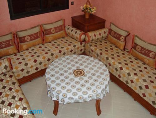 1 bedroom apartment in Temara with terrace