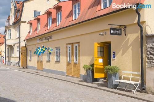 Apartamento con wifi en Visby