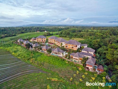Apartamento en Tabanan con aire acondicionado