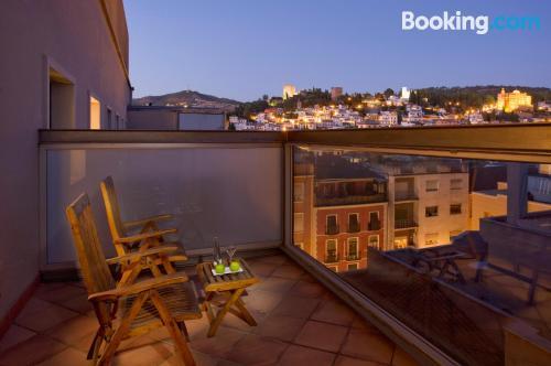 1 bedroom apartment apartment in Granada with terrace!.