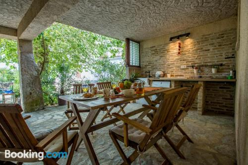 Apartamento en Malinska con vistas