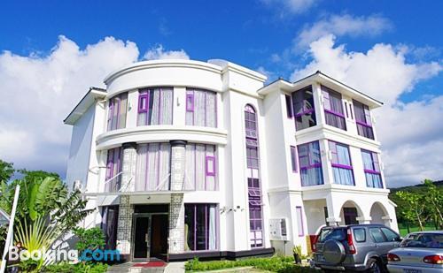 Homey place in Eluanbi.