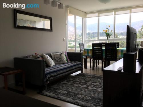 65m2 de apartamento ideal para cinco o más