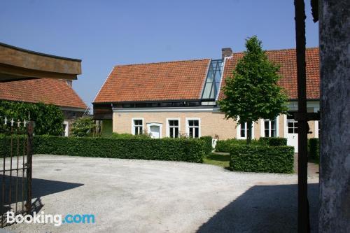 1 bedroom apartment in Zingem with heating