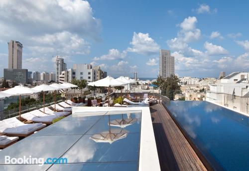 Apartment for two in Tel Aviv. Wifi!