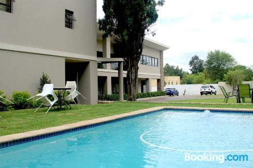 Home in Johannesburg for two people