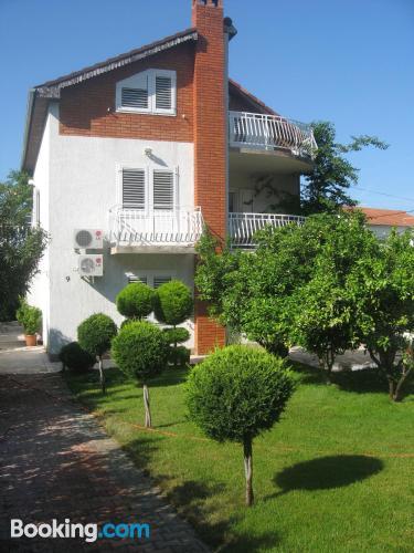 Apartamento en miniatura ¡Con terraza!