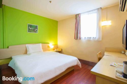 Apartment for two in Qingyuan. Air!