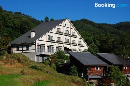 Apartamento con conexión a internet en Minakami