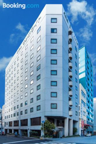 Apartamento con conexión a internet en Osaka