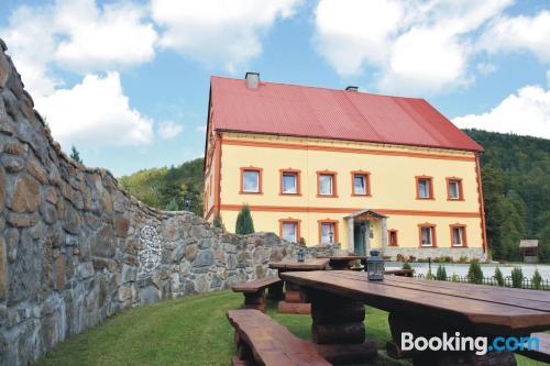 Home in Stronie Śląskie. Really great location