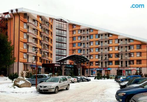 Borovets downtown! 68m2!