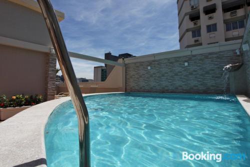 Apartamento con piscina en Río de Janeiro