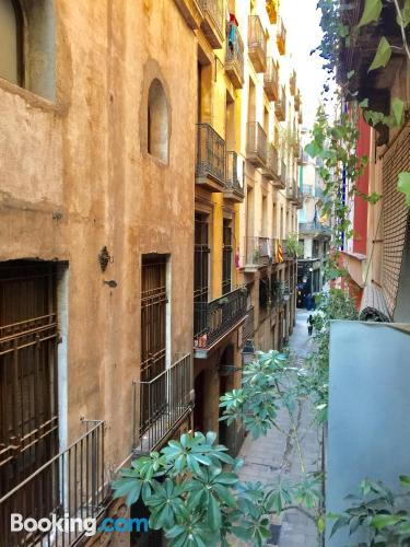 In Barcelona. Great location