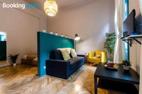Apartamento en Budapest. ¡35m2!
