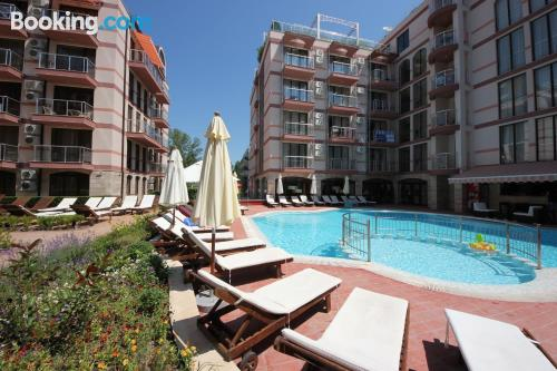 Place in Sunny Beach with air-con