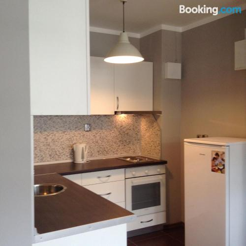 Ideal one bedroom apartment. Enjoy your terrace