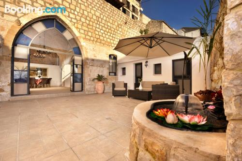 Apartment in Safed. Swimming pool!