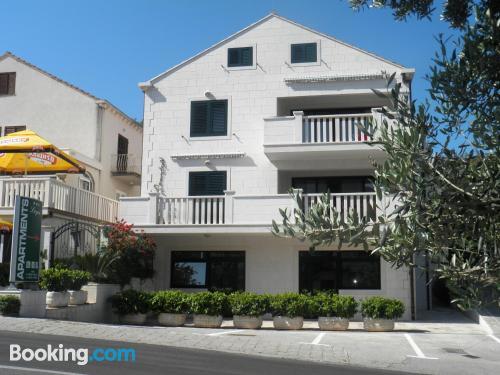 Amplio apartamento en Cavtat con terraza y internet