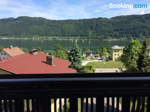 Pequeño apartamento en Sattendorf ¡Con vistas!
