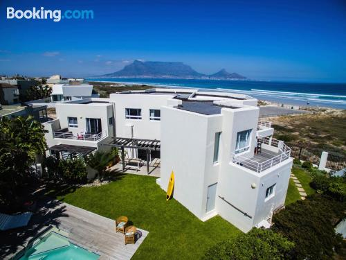 Home in Cape Town. Convenient!