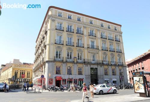 Apartamento para grupos en Madrid