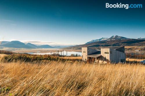 Amplio apartamento de dos habitaciones en Akureyri