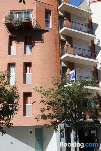 Piccolo appartamento, a El Prat De Llobregat
