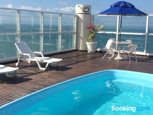 Apartamento en Fortaleza para parejas