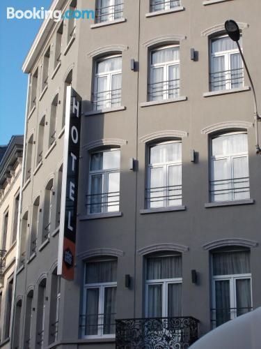 Acogedor apartamento en Bruselas, en zona céntrica