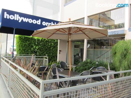 Huge place in Los Angeles with terrace