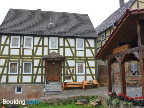 Apartamento para familias en Dehringhausen. ¡170m2!