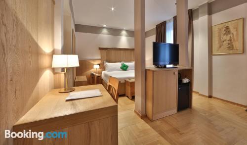 Apartamento de una habitación en Saint Vincent, en el ajo