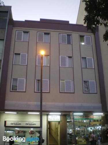 Apartamento con conexión a internet en Belo Horizonte
