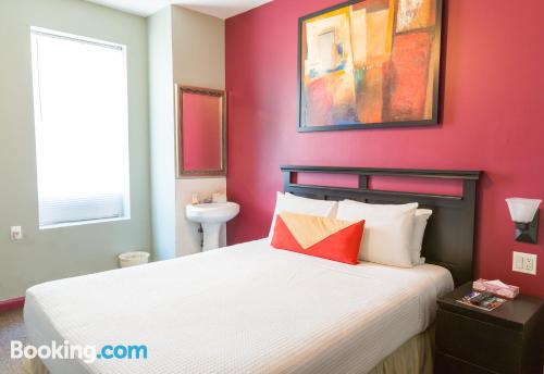 Apartment for 2 in New York. Great!