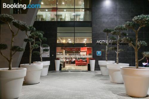 Place in Barcelona. Wifi!